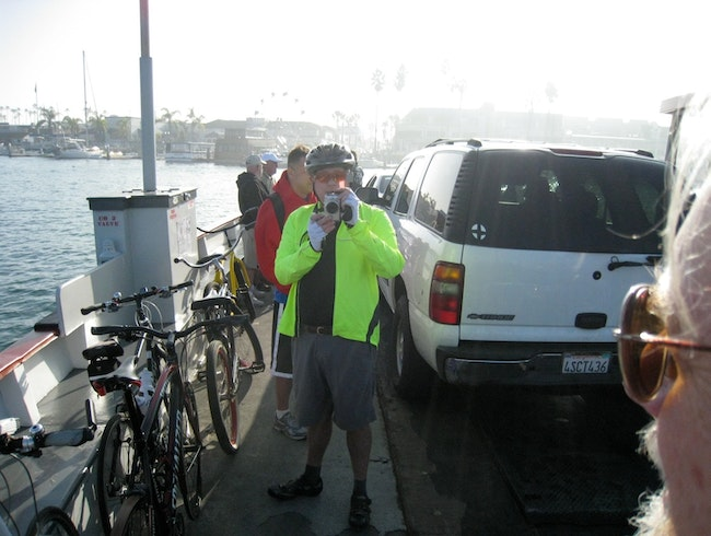 Balboa Island Ferry Bike Ride—Roll with It