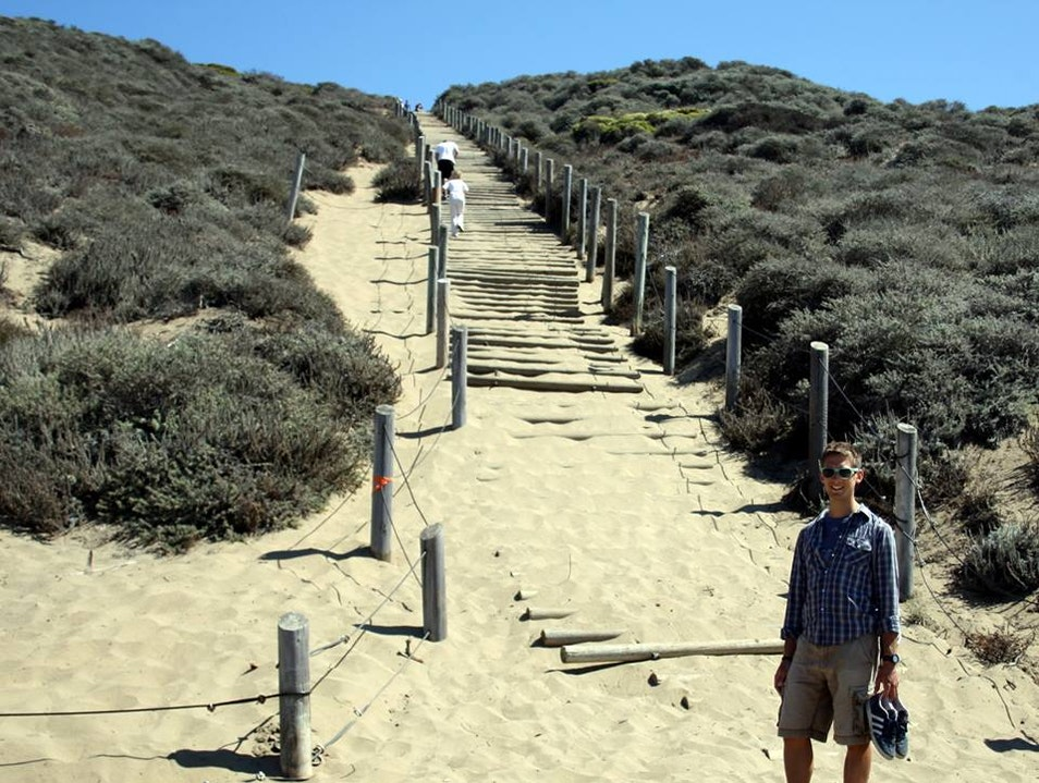 Sand Ladder Hike