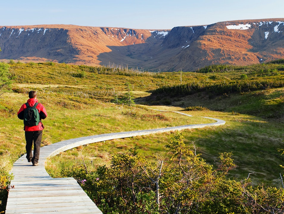 Gros Morne National Park Norris Point  Canada