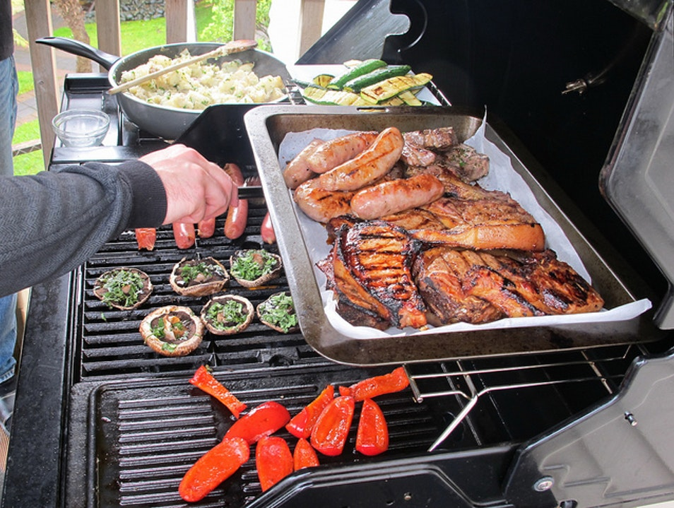 BBQ Time Auckland  New Zealand