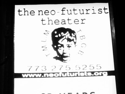 The Neo-Futurists Chicago Illinois United States