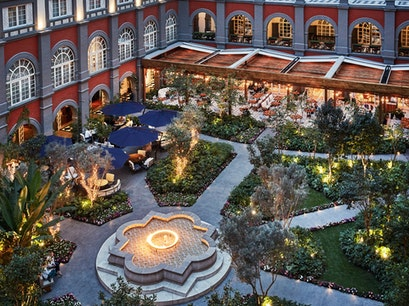 Four Seasons Hotel Mexico City Mexico City  Mexico