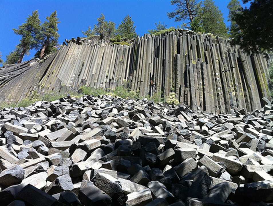 Visit Devil's Postpile Inyo National Forest California United States