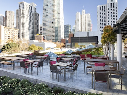 Samovar Tea Lounge: Yerba Buena Gardens San Francisco California United States