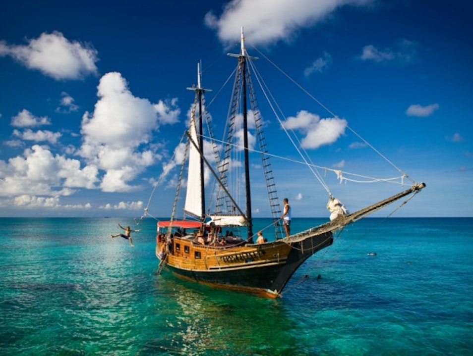 Set Sail on the Jolly Pirate Noord  Aruba
