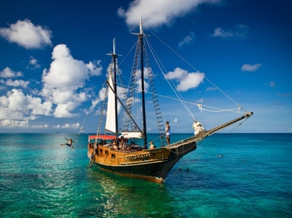 Jolly Pirates Sailing Cruises & Snorkeling Noord  Aruba
