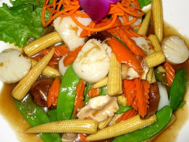 Flavorful Thai Cuisine