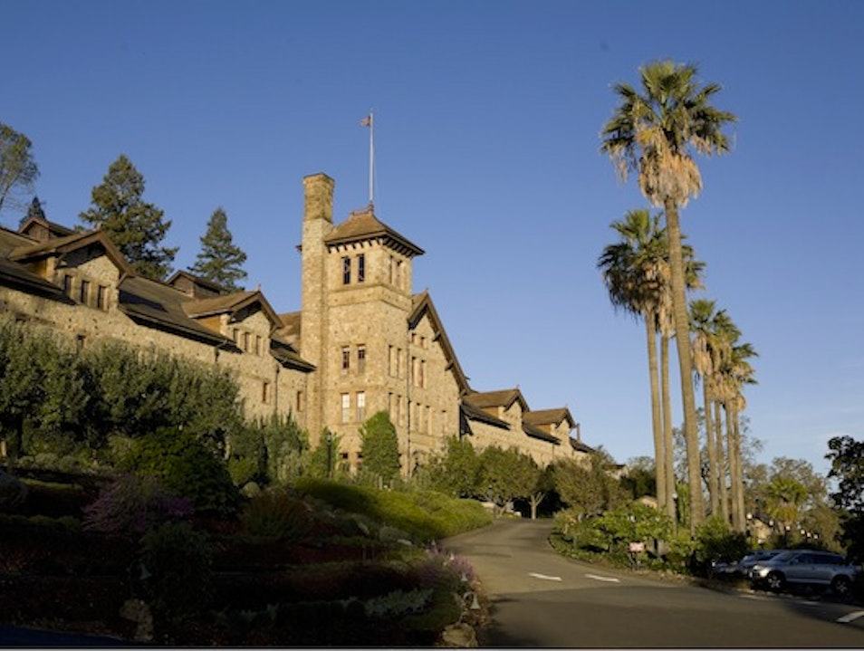 The Culinary Institute of America: not just for students Saint Helena California United States