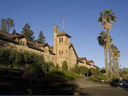 The Culinary Institute of America at Greystone Saint Helena California United States