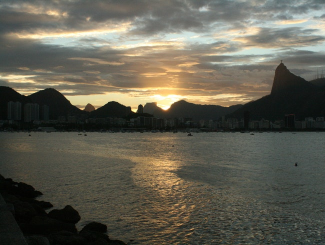 Rio's most romantic sunsets