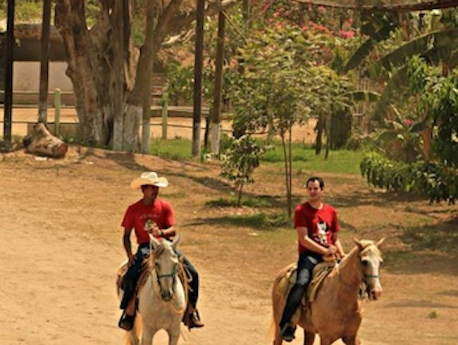 Explore Sayulita on Horseback