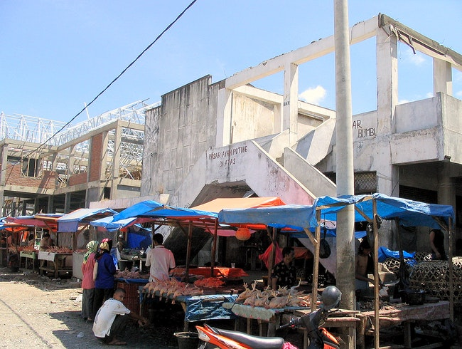 Markets: Aceh, Indonesia