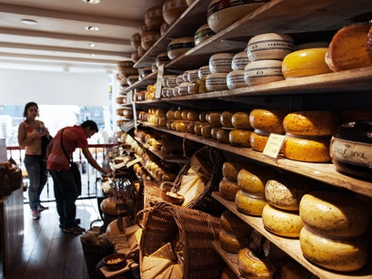 Amsterdam Cheese Museum Amsterdam  The Netherlands