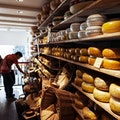 Amsterdam Cheese Museum Maasvlakte Rotterdam  The Netherlands