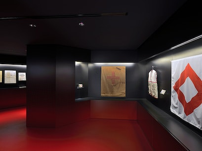 International Museum of the Red Cross and Red Crescent Genève  Switzerland