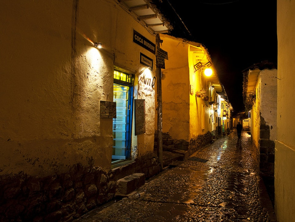 San Blas Nights - STAY Cuzco  Peru