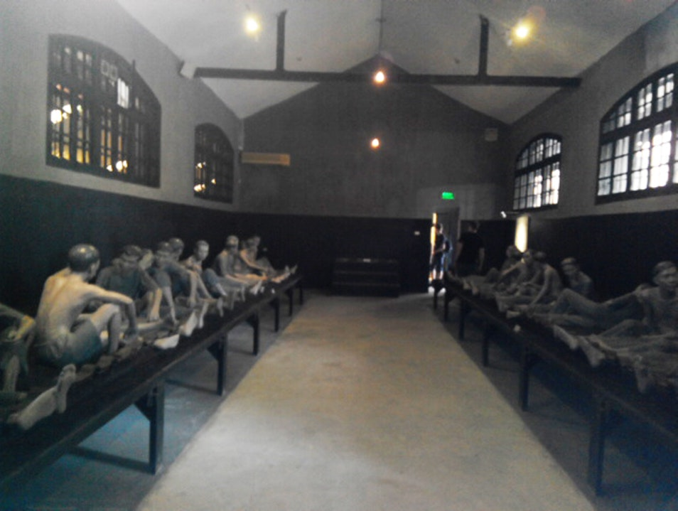 Hanoi Hilton, a new perspective on the strength of the Vietnamese people Hanoi  Vietnam