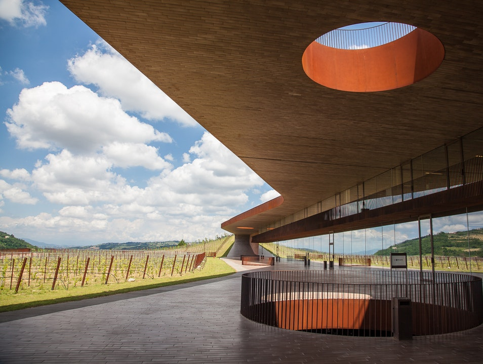 The World-Class Wineries
