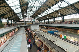 Cardiff Central Market