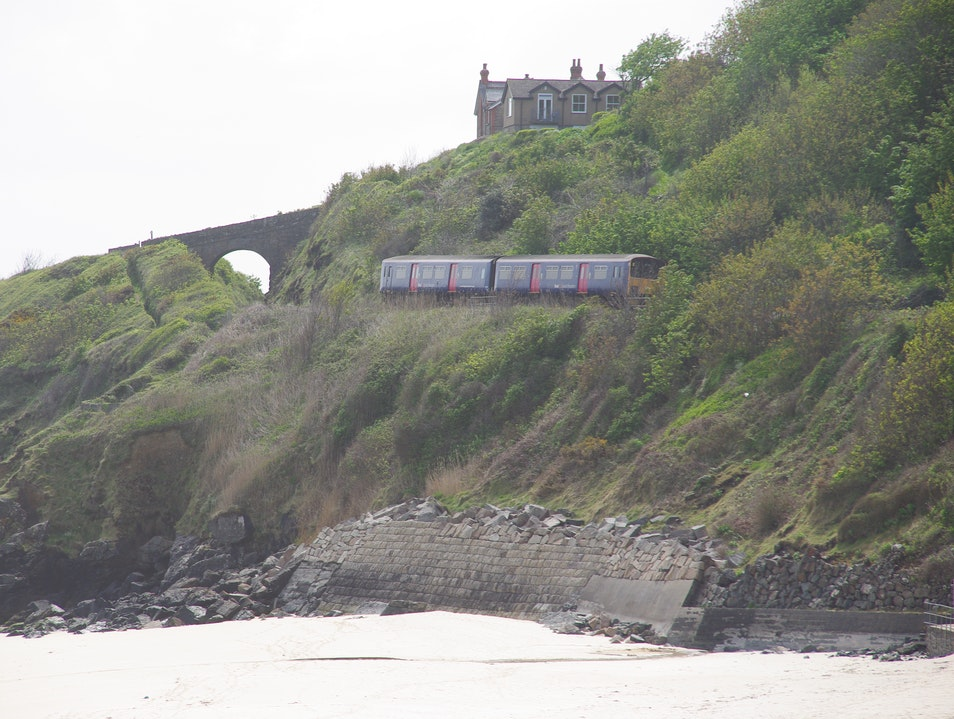 The St Ives Branch Line- Arrive in Style Lelant  United Kingdom