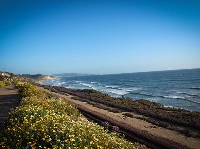 Del Mar Bluffs San Diego California United States