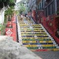 Escadaria Selarón   Earth
