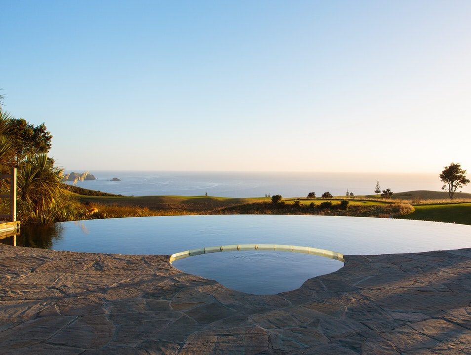 The Lodge at Kauri Cliffs   New Zealand