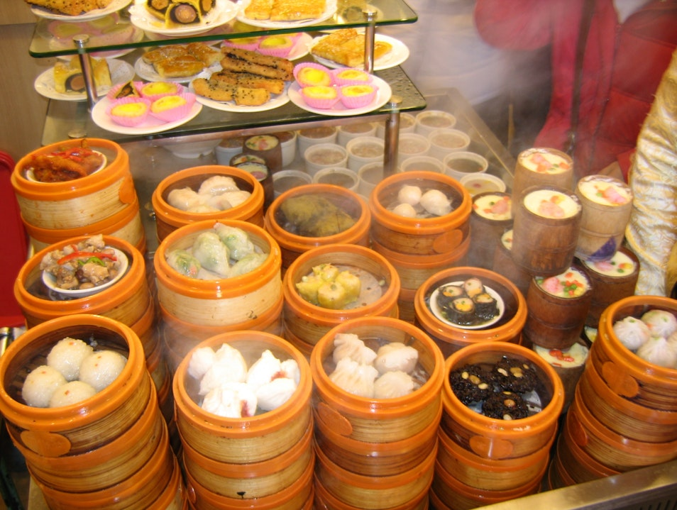 The Home of Dim Sum