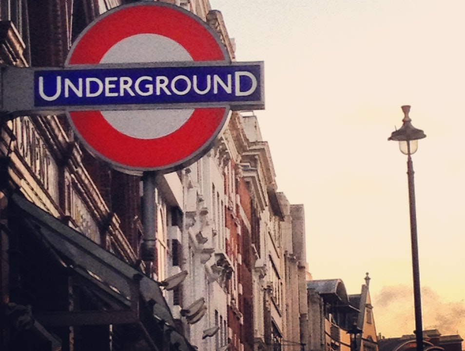 The Pros and Cons of the Covent Garden Tube Stop London  United Kingdom