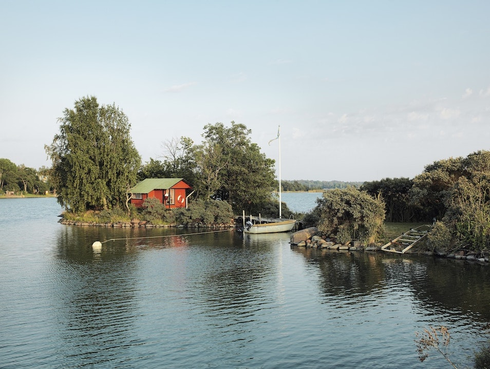 Go Back in Time on an Early-20th Century Era Ship Mariehamn  Åland Islands