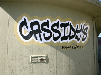 Cassidy's Bar & Grill Newport Beach California United States