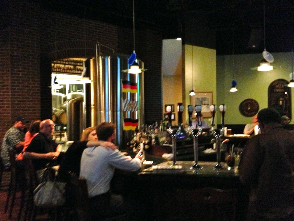 A Pioneer in the Local Craft Beer Scene Nashville Tennessee United States