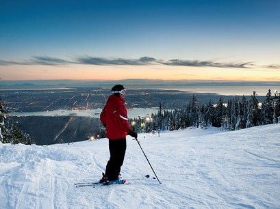 Grouse Mountain   Canada