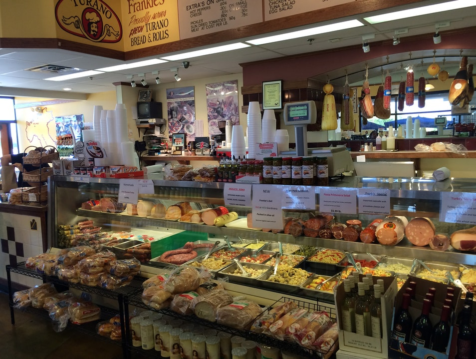 Frankie's Deli: A Family Affair Lombard Illinois United States
