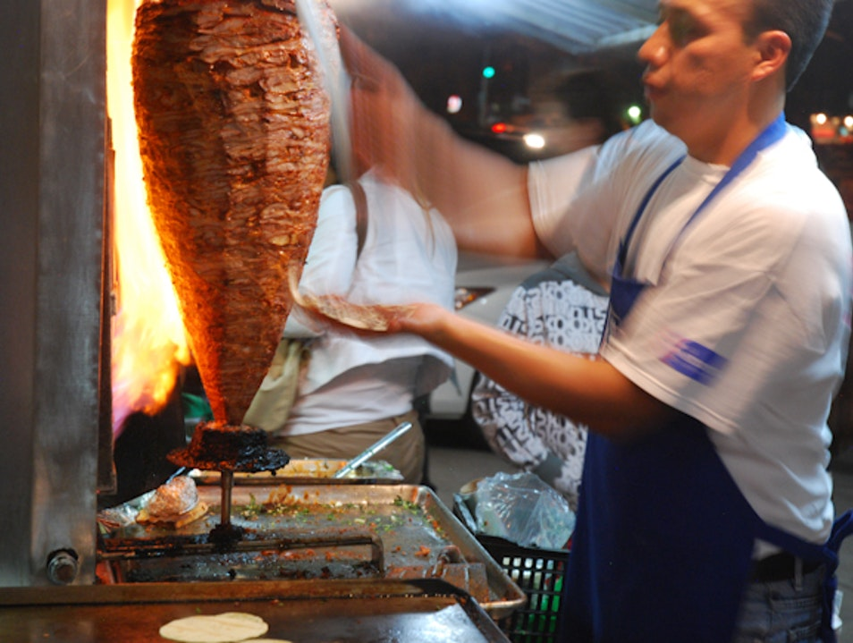 Late-night Tacos and Mezcal Tour is a Must-Do in Mexico City, D.F.