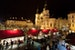Feasting in a Prague Christmas Market