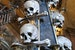 Scores of Skulls in Sedlec Ossuary