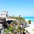 Tulum Archeological Site Tulum  Mexico