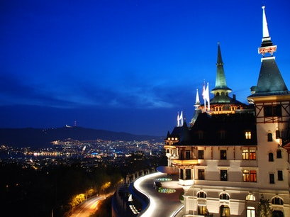 The Dolder Grand Zurich  Switzerland