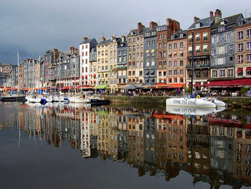 Honfleur : Normandy's Seaside Gem Honfleur  France