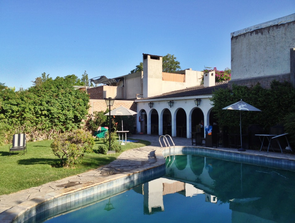 Hostel with Pool and Bar