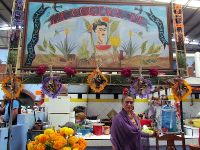 La Cocina de Frida Ocotlán de Morelos  Mexico