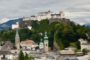Top Attractions in Salzburg