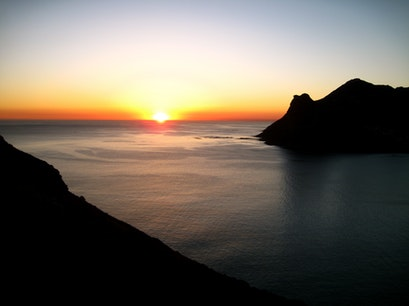 Chapman's Peak Drive Cape Town  South Africa
