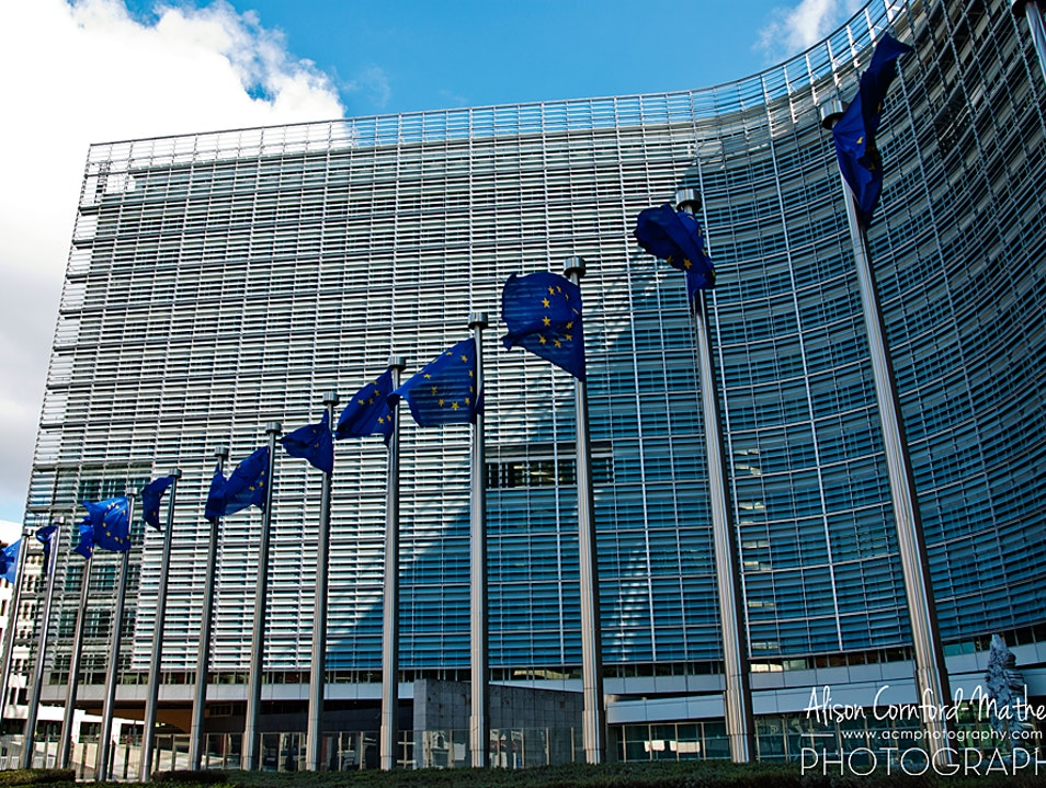 See the Home of the European Commission  Brussels  Belgium