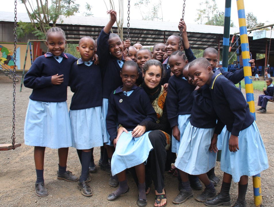 St Jude's: Helping to fight poverty through education