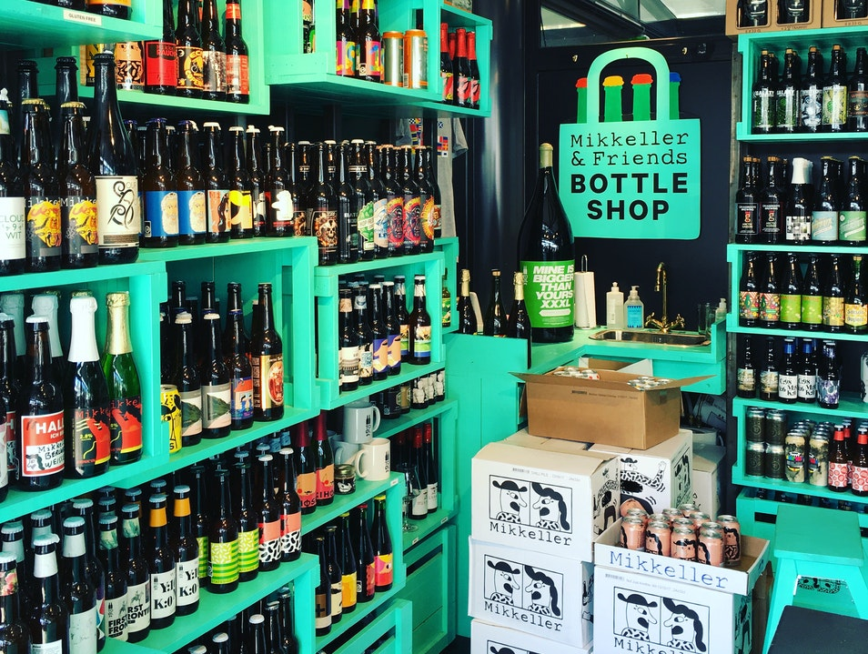 Copenhagen's Best Market for Coffee, Oysters, Tacos, Beer, and So Much More