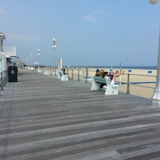 Avon Beach and Boardwalk,