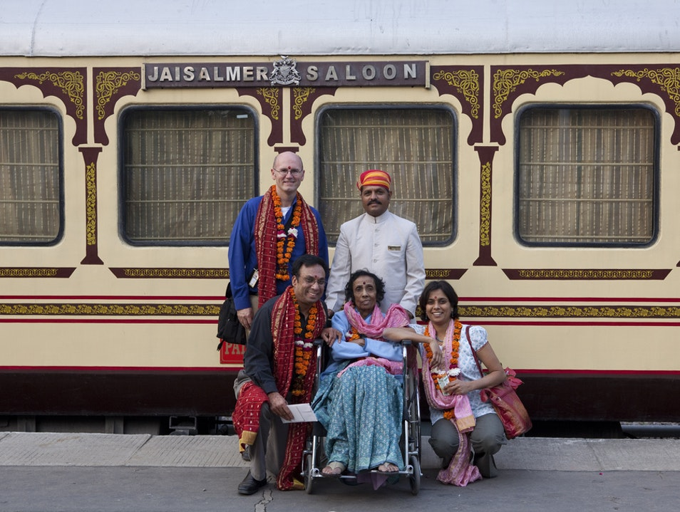 Enjoy Luxury Voyage of Royal Trains of India Jodhpur  India