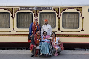 Enjoy Luxury Voyage of Royal Trains of India